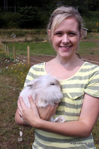 Kacie + Bunny