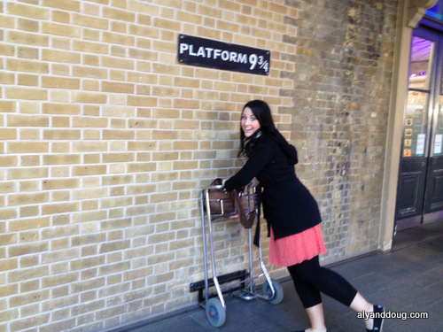 To The Hogwarts Express