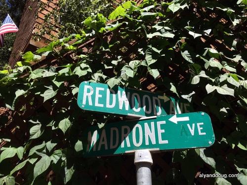 We doesn't want to live on Redwood Ave?