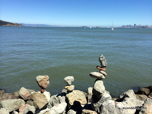 rock stacking. real or fake?